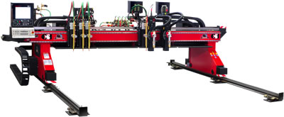 Zodiak Plasma/Oxy Fuel Plate Cutting Machine Minneapolis