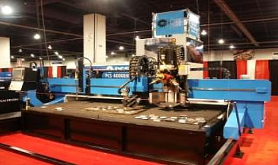 EHD Plasma Series Plate Cutting Machines