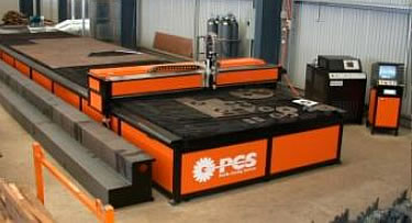 Fine Line Plasma Series Plate Cutting Machines