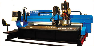 HD Plasma Series Plate Cutting Machines