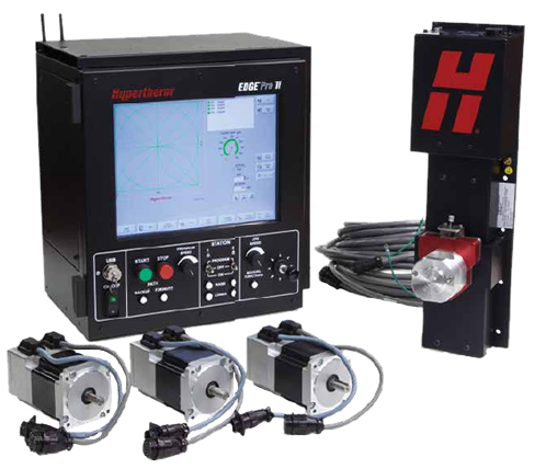 Hypertherm Edge Pro Ti CNC Controls