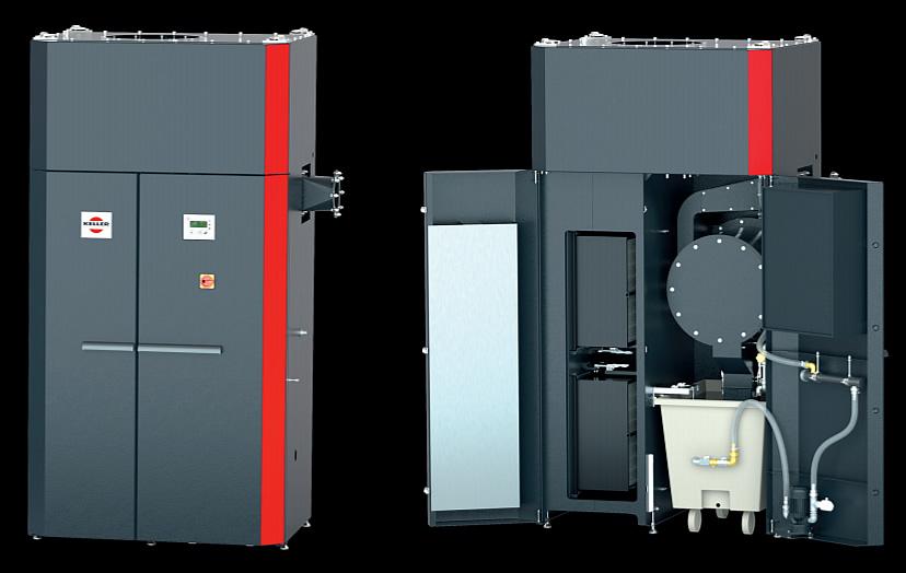 Franek Laser   Keller Dust Collectors and Air Filtration Products