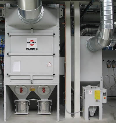 Keller Vario-6 Air Filtration System